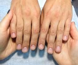 Пальцы и размер пениса