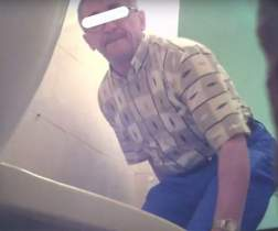 Скрытые камеры в туалетах поездов