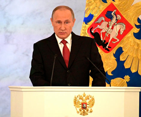 61% граждан России выразил готовность голосовать за Владимира Путина напрезидентских выборах