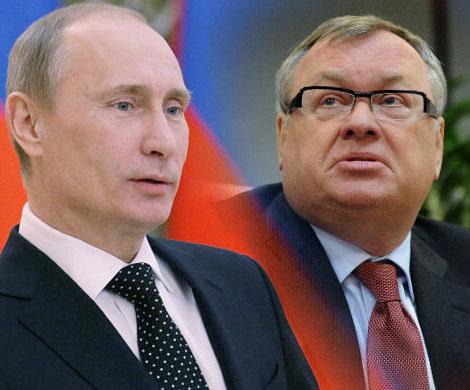 Глава ВТБ чекист Костин : правящий клан у власти навсегда, нацлидера можно потом и поменять