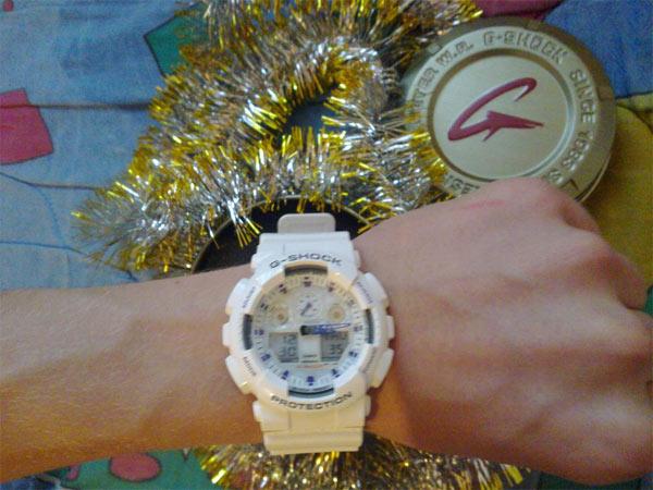 часы g shock