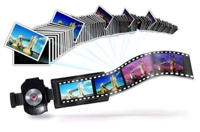 Видеокамера Samsung HMX-QF30BP. Фото 4