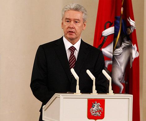 Сергей Собянин, фото www.delo.si