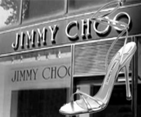 Jimmy Choo: Аристократия комфорта