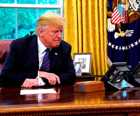 Администрация Трампа в докладе обоснует выход из ДРСМД
