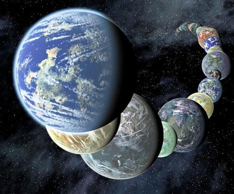Неменее 100 неизвестных науке экзопланет обнаружили астрономы изсоедененных штатов