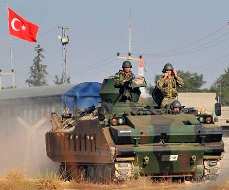 Анкара готова объявить о начале операции в Сирии