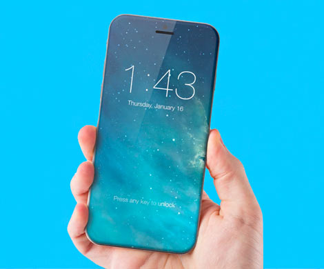 Apple запатентовала смартфон с на100% стеклянным корпусом