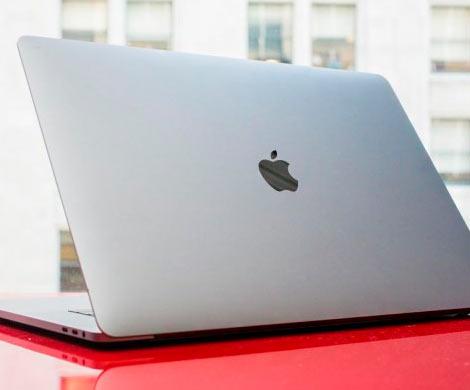 Новый патент Apple: OLED-дисплей вкачестве клавиатуры для MacBook