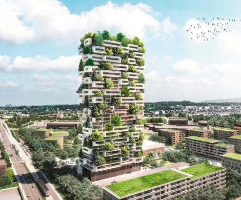 Архитектор, преобразующий города в «Вертикальные леса»