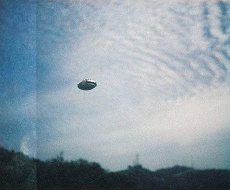 Астронавт МКС продемонстрировал видеозапись сшарообразным НЛО