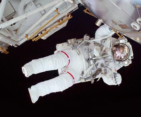 NASA накормит астронавтов питательной смесью изфекалий