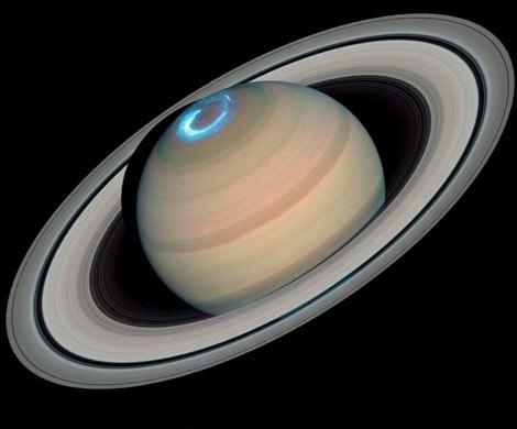 Ученым NASA удалось разгадать главную тайну существования колец Сатурна