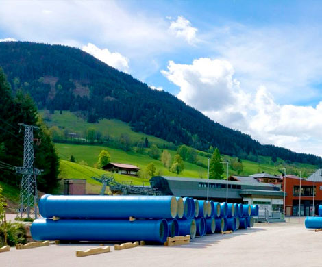 Австрия и Германия выбирают трубы липецкого производителя «Свободный Сокол»