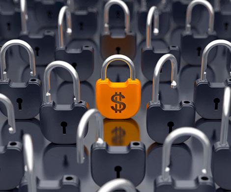 Банки зарабатывают на блокировке счетов