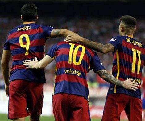 «Барселона»— полуфиналист Кубка Испании