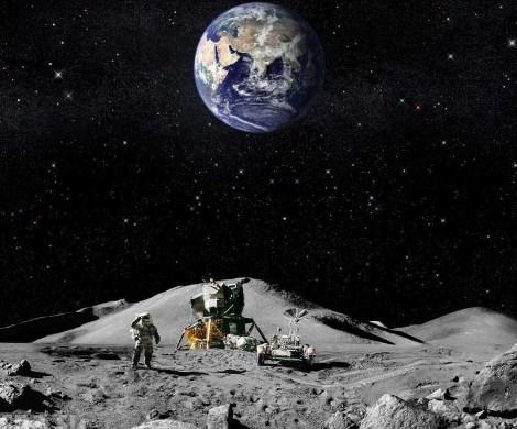 База с роботами и добыча ресурсов: СМИ узнали о российских планах на Луну