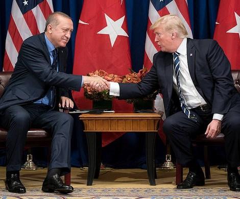 Беседа Трампа с Эрдоганом о Сирии привела к «катастрофе», сообщают американские СМИ