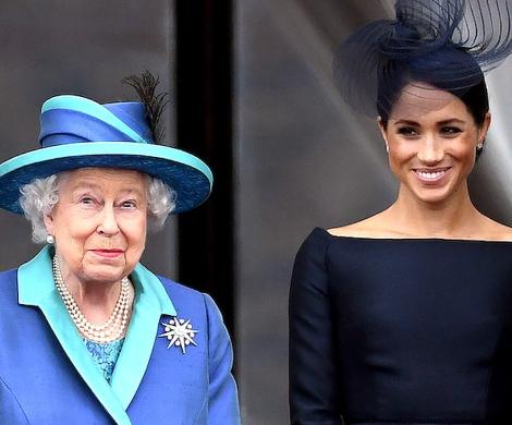 Биограф королевской семьи рассказала об истинных причинах ссоры между Елизаветой II и Меган Маркл