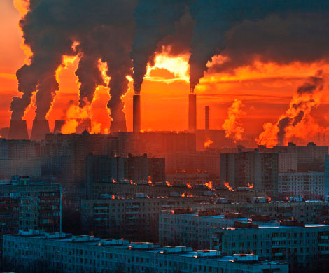 Практически 40% граждан России считают надуманной проблему глобального потепления