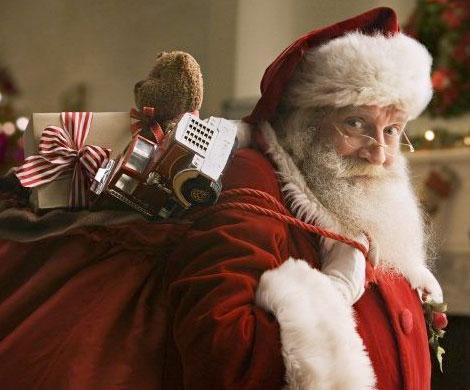Ученые: английские родители смогут «доказать» существование Санта-Клауса