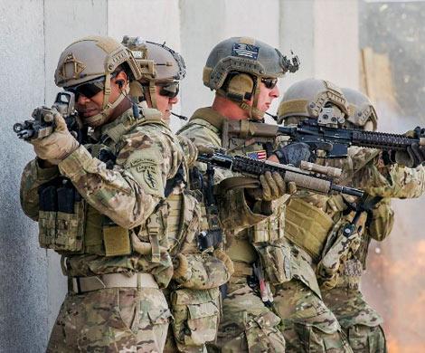 Британский спецназ обучат борьбе с российскими спецслужбами