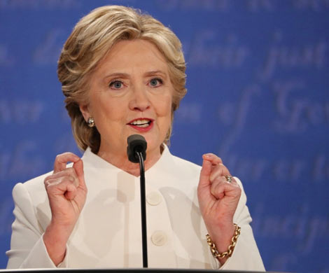 Хиллари Клинтон считает, что США нужны сильные женщины