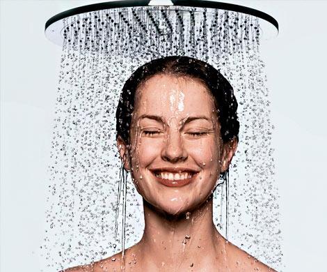 Ученые поведали, как правильно принимать душ