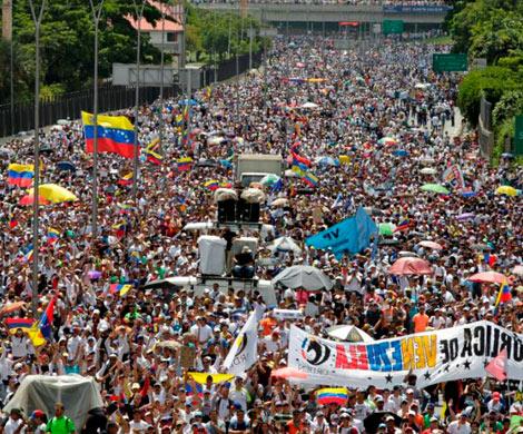 Русских дипломатов удивил ажиотаж состороны Соединенных Штатов Америки вокруг поставок ПЗРК Венесуэле