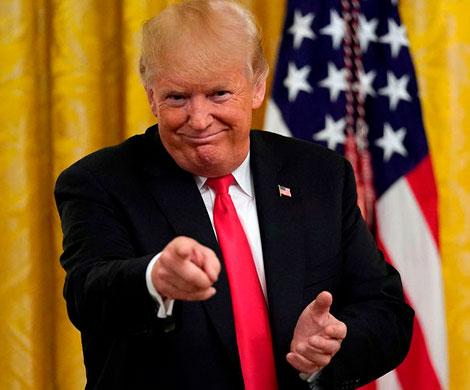 Демократы заговорили об импичменте Трампа
