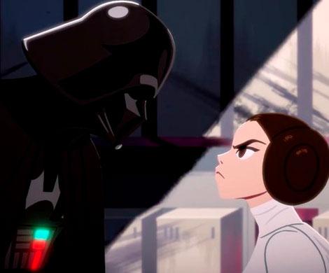 Disney опубликовал трейлер «Звездных войн» для детей