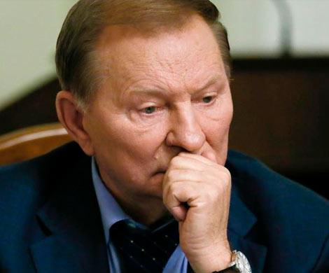 Донецк и Луганск обвинили Кучму в лицемерии
