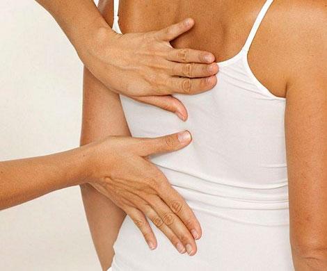 Дорсопатия грудного отдела позвоночника