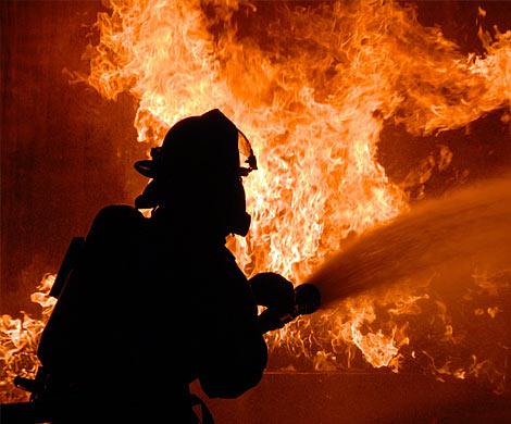 ВМытищах впожаре вжилом доме погибли два человека