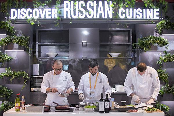 Фестиваль Discover Russian Cuisine представил российскую кухню и гастрономию на высшем уровне