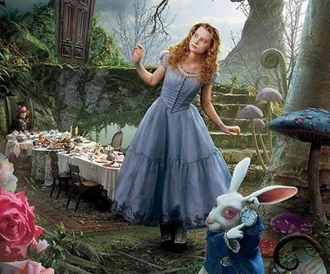 Фильм Алиса в стране чудес поможет определять психопатов