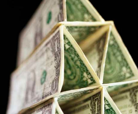 ЦБ вIквартале выявил 31 финансовую пирамиду