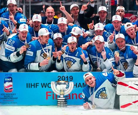 Финны остановили «Красную машину» и завоевали золото