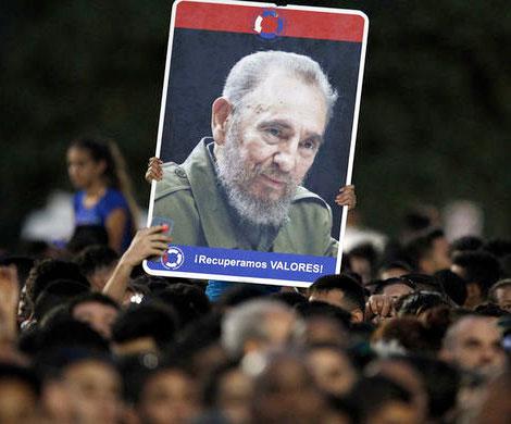 Обама официально «проигнорировал» похороны Кастро