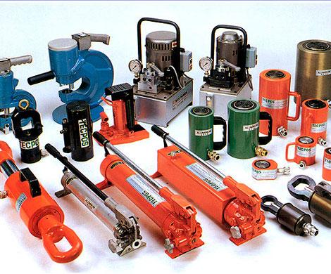 Гидравлическое оборудование: примеры и преимущества использования