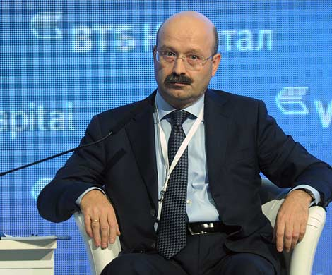 Глава ВТБ 24 Михаил Задорнов, фото ИТАР-ТАСС