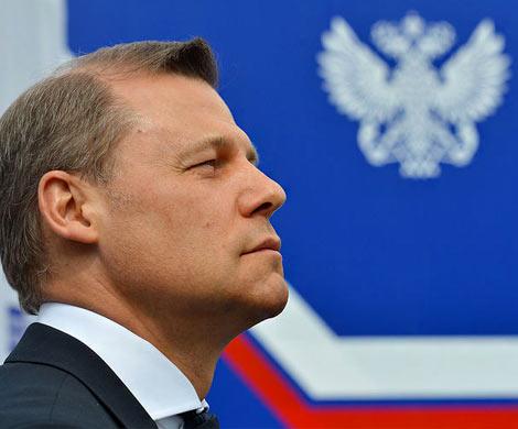 В «Почте России» опровергли слухи оботставке руководителя компании Страшнова