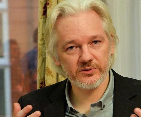 Главред WikiLeaks рассказал о состоянии Ассанжа