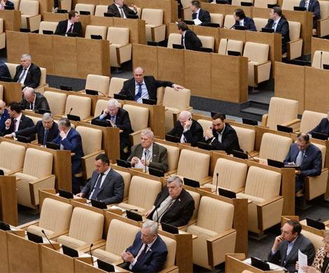 Володин: Приоритетом для Государственной думы в предстоящем 2017 будет реализация инициатив послания президента