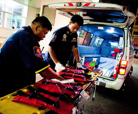Граждане России пострадали в ДТП с автобусом в Таиланде