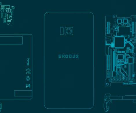 HTC готовит квыходу блокчейн-смартфон Exodus