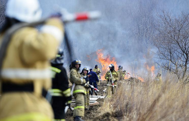Президент РФ Путин хочет посетить пострадавшие отпожаров районы Иркутской области