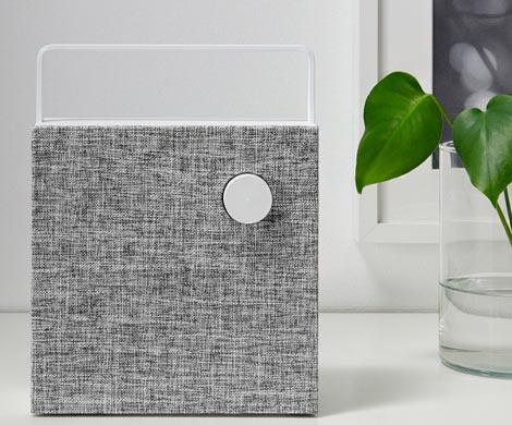 IKEA выпустила в реализацию свою первую беспроводную аудиоколонку