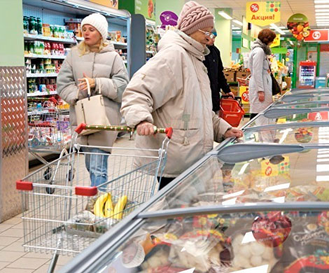 Инфляцию Росстату сообщат ритейлеры