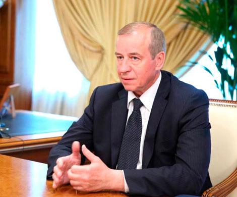 Иркутский губернатор отказался искать виновных в ЧС